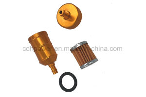 CNC Fuel Filter Colorfuel with Good Quality pictures & photos