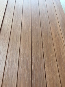 Supply Qualified Shielded WPC Decking pictures & photos
