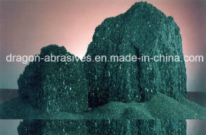 Green Silicon Carbide for Refractory Industry pictures & photos