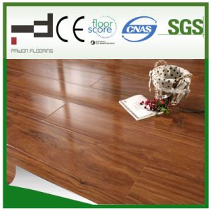 8mm German Techology V-Bevelled Crystal Surface Laminate Flooring pictures & photos