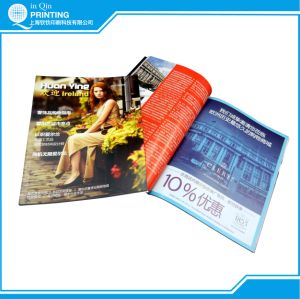 Printing High Quality Full Color Magazines pictures & photos