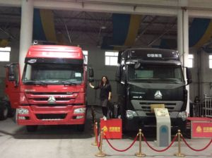Sinotruk HOWO A7 Prime Mover Truck 6X4 LHD pictures & photos