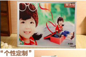 Wooden Sublimation Photo pictures & photos