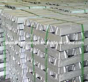 Zinc Ingot with High Quality and Competitive Price
