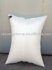 High Quality White PP Woven Dunnage Air Bag Container Protective Inflatable Bag pictures & photos