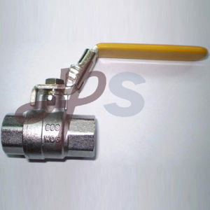 Lead Free Brass Full Port 600wog Brass Lockable Ball Valves pictures & photos