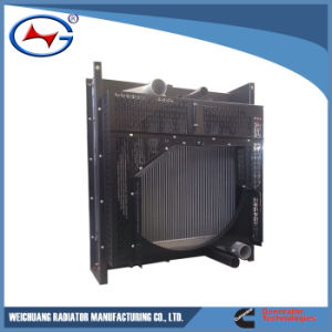 Ntaa855-G7: Water Radiator Cooling System for Cummins Diesel Generator Set pictures & photos