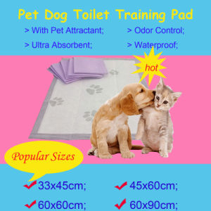 2014 Top Sale 60*45cm Dog Housetraining Pad pictures & photos