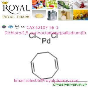 Dichloro (1, 5-cyclooctadiene) Palladium (II) 12107-56-1 37.3% pictures & photos