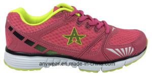 Ladies Women Gym Sports Running Shoes Jogging Footwear (515-5173) pictures & photos