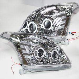 Prado Fj120 LED Head Lamp for Toyota Lf Silver