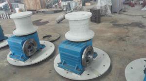 Marine Hydraulic Vertical Warping Winch Capstan pictures & photos