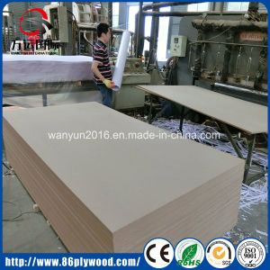 High Qualiy Carb Grade Melamine Raw Plain MDF pictures & photos