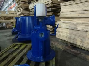 Electrical Self-Priming Sewage Pump pictures & photos