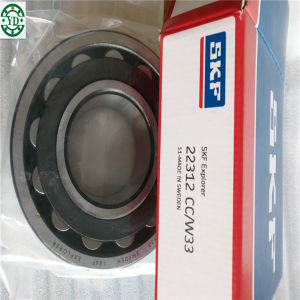 Sweden Made in Germany China Factory High Quality Steel Cage Spherical Roller Bearing SKF 22312cc/W33 pictures & photos
