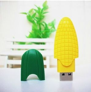 USB Flash Drive Wholesale Cartoon Simulation of Food Corn Thumb Drive USB Flash Card Memory Stick USB Flash Disk USB Memory Card Flash Drive Pendrives pictures & photos