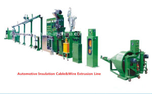 Insulation Cable Extrusion Line Cable Machine pictures & photos