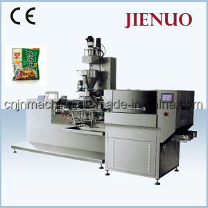 Automatic Vacuum Food Pouch Fish Packing Machine pictures & photos