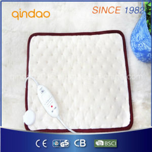 Comfortable Ultrasonic Welding Heating Pad with Temperature Thermostat pictures & photos