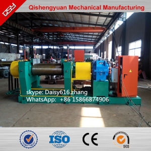 "18"" Rubber Sheet Production Line/ Two Roll Mixing Machine pictures & photos"