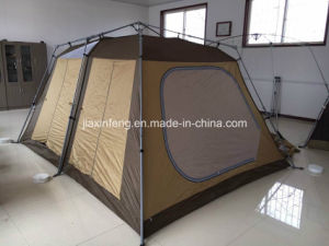 Family Automatic Camping Tent with Size 366X275X193cm pictures & photos