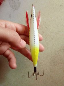 High Grade Squid Jig-Special Hook Shrimp-Special Fishing Lure/Fishing Bait #3.5 pictures & photos