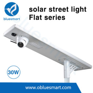 Solar Camera Road Light with High Power Lamps pictures & photos