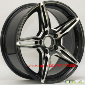 15*7j 16*7.5j 17*8j Wheel Rim Car Aluminum Alloy Wheel Rim pictures & photos