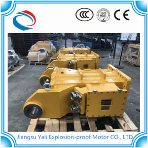 Ybud Explosion Proof Three-Phase Asynchronous Motor for Roadheader pictures & photos