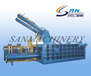 High Quality New Hydraulic Metal Baler Machine pictures & photos