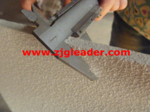 False Sand Mineral Fiber Tiles with Tegular Edge 10mm pictures & photos