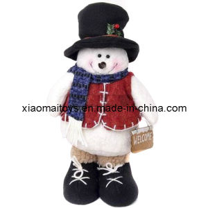 Make Your Own Design Christmas Plush Toy (JQ-1223)