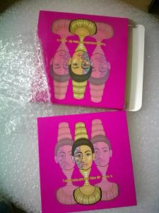 Stylish Juvia′s Place Nubian 12 Color Cosmetic Eye Shadow Palette 3 Color Series pictures & photos