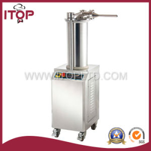 CE Approved Hydraulic Type Electric Sausage Filling Machine (SF) pictures & photos