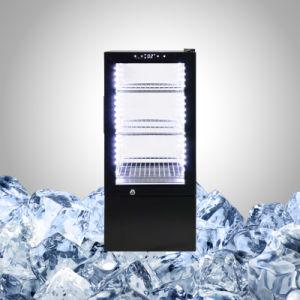 Commercial Beverage Glass Door Showcase pictures & photos