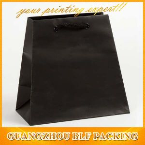 Black Origami Paper Gift Bag (BLF-PB253) pictures & photos
