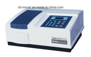 UV-Vis Dual Split-Beam Spectrophotometer pictures & photos