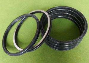 Excavator Partsfloating Oil Seal Group (207-27-00010) pictures & photos