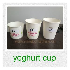 Yogurt Cup Making Machine (MB-S35)