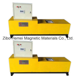 Automatic Dry Powder Magnetic Separator for Chemical, Food etc. pictures & photos