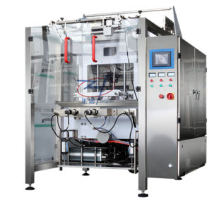 Vertical Film Packaging Machine (VFFS1100) pictures & photos