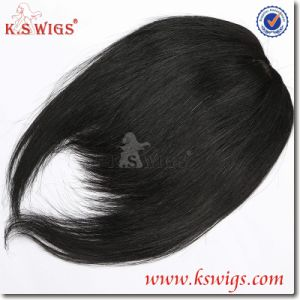 Top Quality Bang Hair Extension Fringe Human Hair pictures & photos