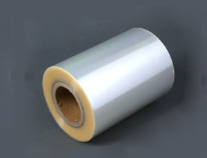 Center Fold Polyolefin PVC Shrink Film Roll pictures & photos