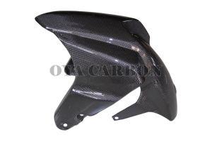 Carbon Fiber Autobike Front Mudguard Parts for Suzuki B-King 1300 07-09 pictures & photos