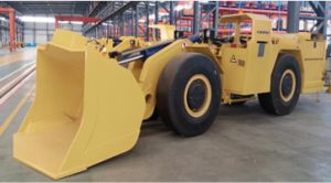High-Quality electric or Diesel Underground LHD pictures & photos