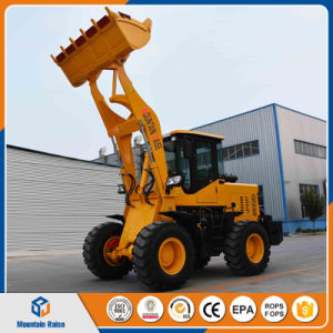 1800kg Construction Equipment Wheel Loader with High Quality pictures & photos