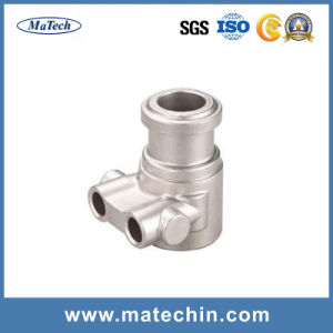 Heavy Machinery Parts Stainless Steel Precision Casting Process pictures & photos