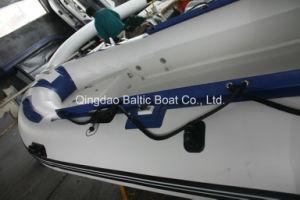 Rigid Fiberglass Floor Inflatable Tube Rib Boat 400 Ce pictures & photos