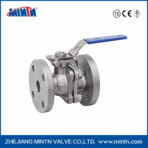 Manual Ball Valve Flange Ends pictures & photos