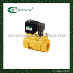 PU220 Series Brass Timer Solenoid Valve pictures & photos